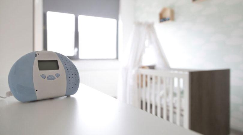 Babyfoon met terugspreekfunctie header