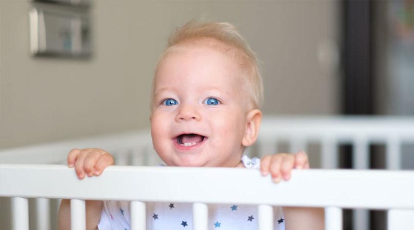 Gezond klimaat babykamer header
