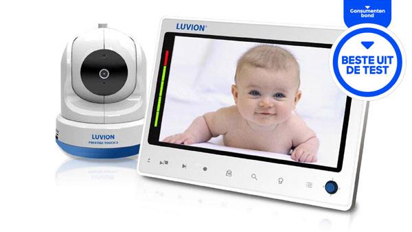 Luvion Prestige Touch 2 beeldbabyfoon