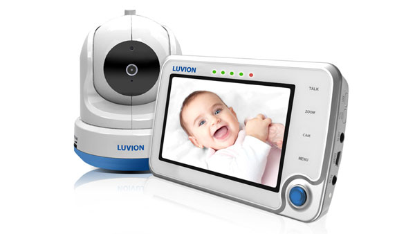 Luvion Supreme Connect babyfoon