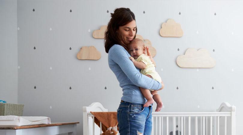 Veilige plek babyfoon header